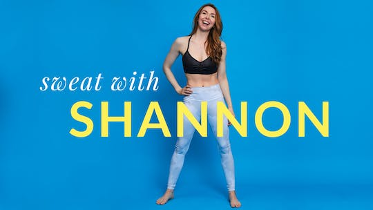 Sweat With Shannon by Physique 57
