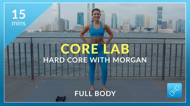 Core Lab: Hard Core with Morgan by Physique 57