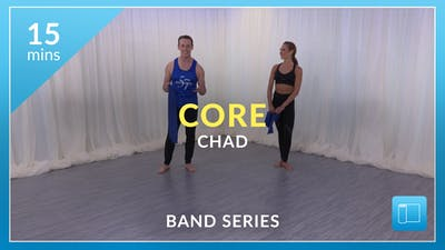 Core: Band Series with Chad by Physique 57