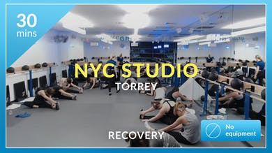 NYC Studio: Recovery with Torrey January 12th by Physique 57