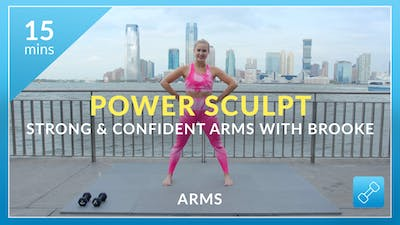 Power Sculpt: Strong & Confident Arms with Brooke by Physique 57
