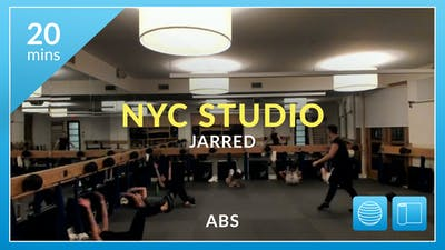 NYC Studio: Abs with Jarred December 16th by Physique 57