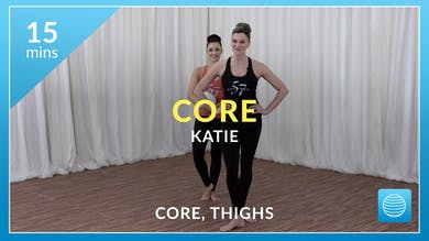 Core: Abs and Thighs with Katie by Physique 57