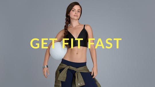 Get Fit Fast (2 weeks) by Physique 57
