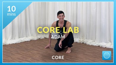Core Lab: Core with Adam by Physique 57