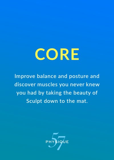 What is Core? by Physique 57