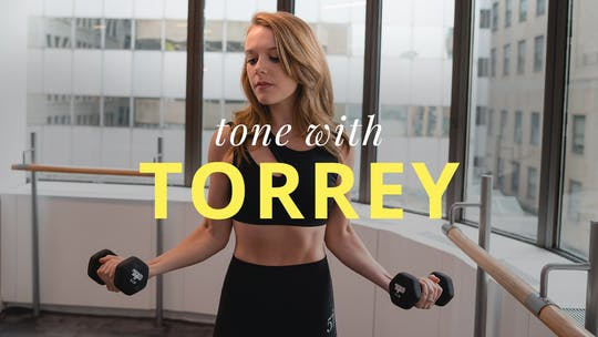 Tone with Torrey by Physique 57