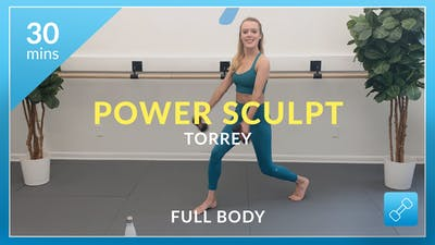 Power Sculpt- Full Body Burn with Torrey by Physique 57