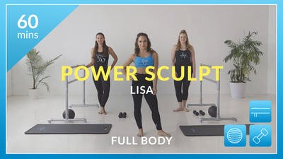 Power Sculpt: Total Body with Lisa by Physique 57