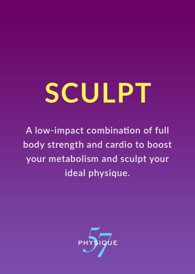 What is Sculpt? by Physique 57