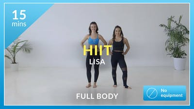HIIT with Lisa by Physique 57