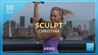 Sculpt: Arms with Christina J by Physique 57
