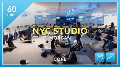 NYC Studio: Core with Morgan January 8th by Physique 57
