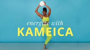 Energize with Kameica by Physique 57