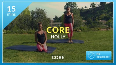 Core with Holly by Physique 57