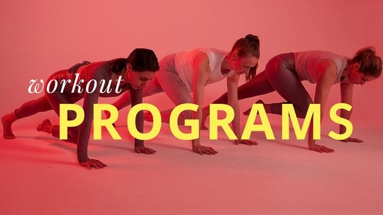 Programs by Physique 57