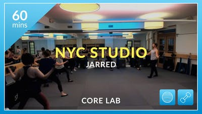 NYC Studio: Core Lab with Jarred September 16th by Physique 57
