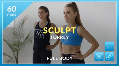 Accelerate to Great Sculpt: Full Body with Torrey by Physique 57