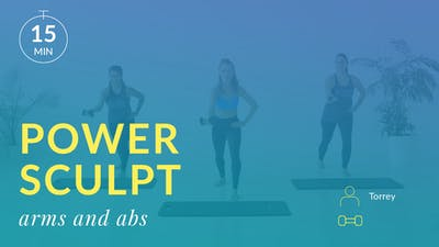Power Sculpt: Arms and Abs by Physique 57