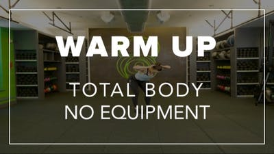 Warm Up with Mel | No Equipment by Fhitting Room