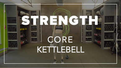 Strength with Riley | Core Kettlebell by Fhitting Room