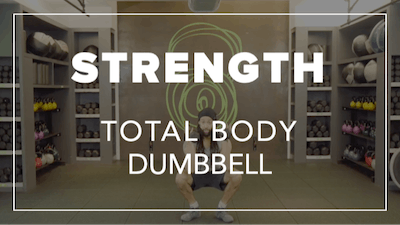 Strength with Carlos | Total Body Dumbbell by Fhitting Room