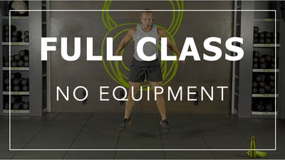 Full Class with Eric | No Equipment by Fhitting Room