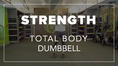 Strength with Daury | Total Body Dumbbell by Fhitting Room