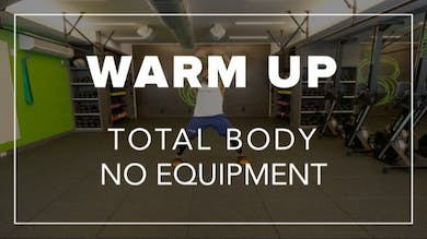 Warm Up with Simon | No Equipment by Fhitting Room