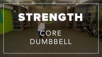 Strength with Simon | Core Dumbbell by Fhitting Room