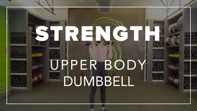 Strength with Mel | Upper Body Dumbbell by Fhitting Room
