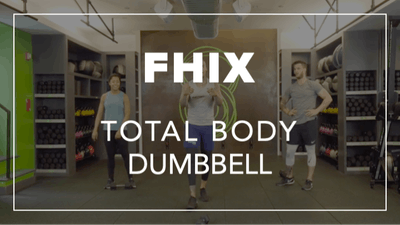 FHIX (Finisher) with Daury | Total Body Dumbbell by Fhitting Room
