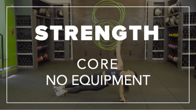 Strength with Tara | Core No Equipment by Fhitting Room