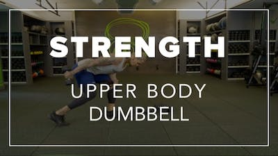 Strength with Daury | Upper Body Dumbbell by Fhitting Room