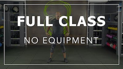 Full Class with Daury | No Equipment by Fhitting Room