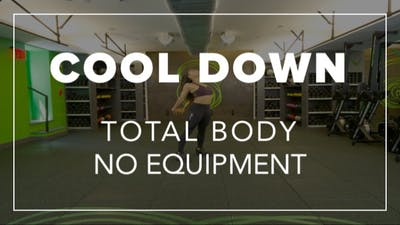 Cool Down with Tara | Total Body No Equipment by Fhitting Room