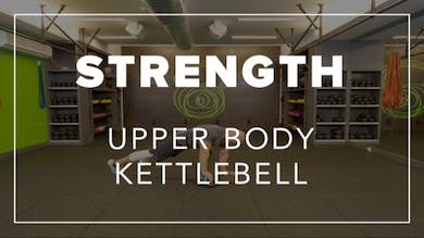 Strength with Farouk | Upper Body Kettlebell by Fhitting Room