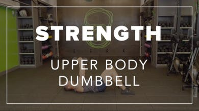 Strength with Ben | Upper Body Dumbbell by Fhitting Room