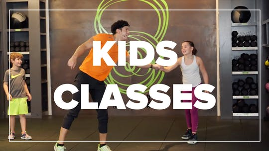 Kids Classes by Fhitting Room