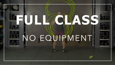 Full Class with Ben | No Equipment by Fhitting Room