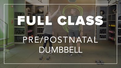 Pre/Postnatal Class with Daury | Total Body Dumbbell by Fhitting Room