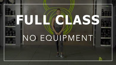 Full Class with Tara | No Equipment by Fhitting Room