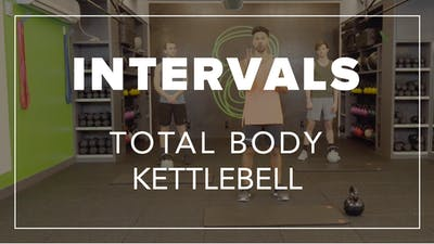 Intervals with BLD | Total Body Kettlebell by Fhitting Room