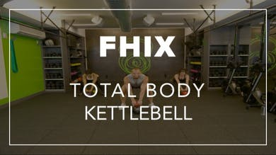 FHIX (Finisher) with Eric | Total Body Kettlebell by Fhitting Room