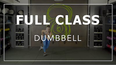 Full Class with Riley | Dumbbell by Fhitting Room