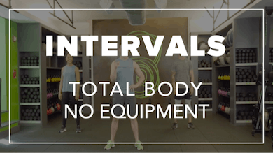 Intervals with Garen | Total Body No Equipment by Fhitting Room