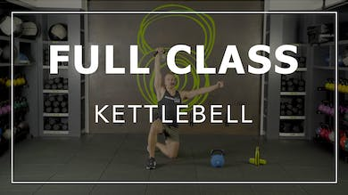 Full Class with Ben | Kettlebell by Fhitting Room