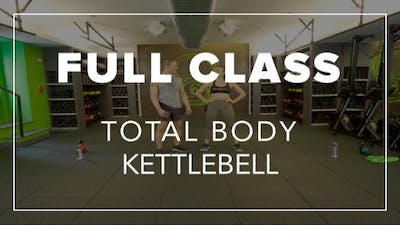 Full Class with Ben + Riley | Total Body Kettlebell by Fhitting Room