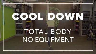 Cool Down with Mel | No Equipment by Fhitting Room