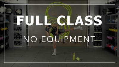 Full Class with Simon | No Equipment by Fhitting Room